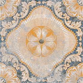 Vetromani Produto Ph 22 Mediterranean Porcelain Tile Color Size 7 87x7 87in